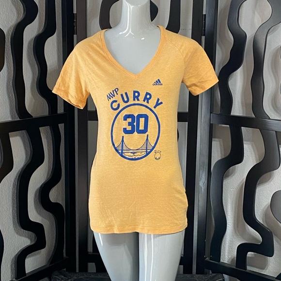 Adidas San Francisco Steph Curry MVP T-Shirt
